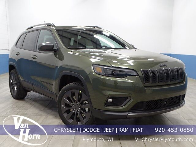 2021 Jeep Cherokee LATITUDE LUX 80TH ANNIVERSARY FWD Plymouth WI