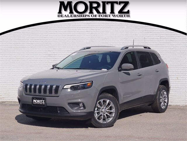 2021 Jeep Cherokee LATITUDE LUX FWD Fort Worth TX