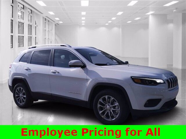 2021 Jeep Cherokee LATITUDE LUX FWD Winter Haven FL