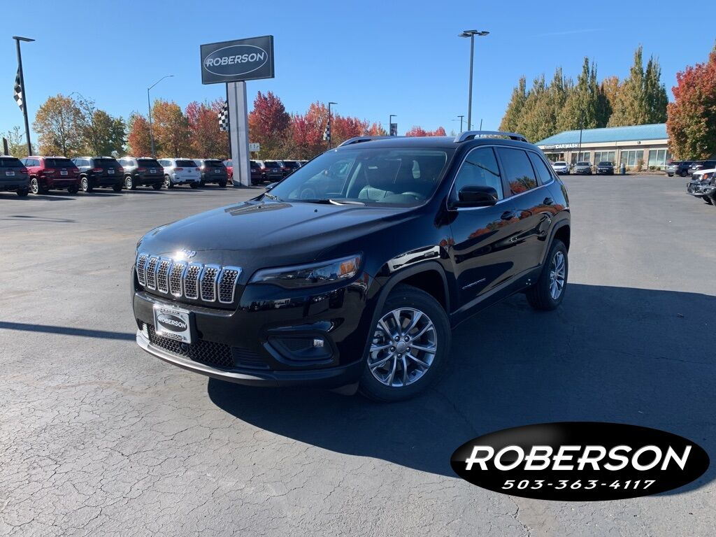2021 Jeep Cherokee LATITUDE LUX FWD Salem OR