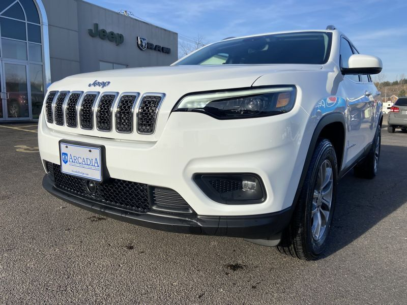 2021 Jeep Cherokee LATITUDE PLUS 4X4