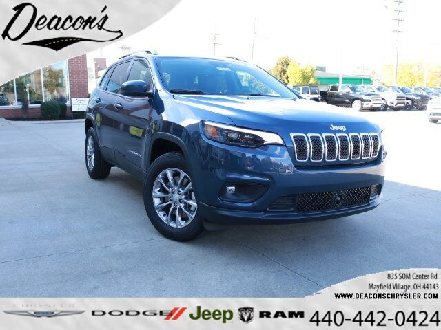 2021 Jeep Cherokee LATITUDE PLUS 4X4 Mayfield Village OH