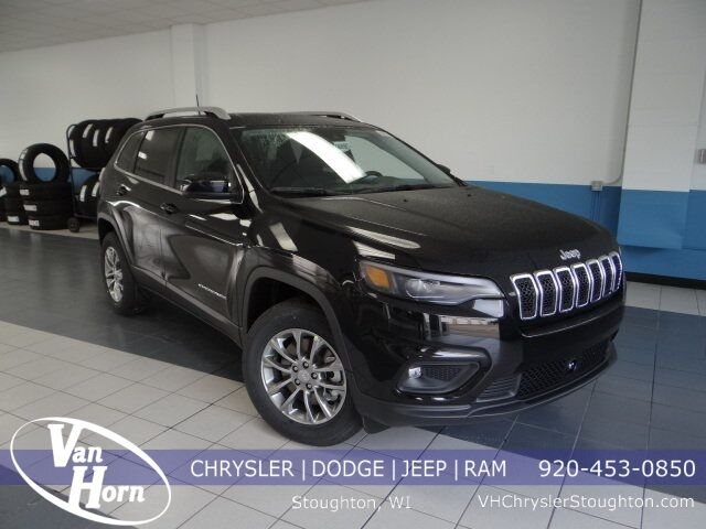 2021 Jeep Cherokee LATITUDE PLUS 4X4 Stoughton WI