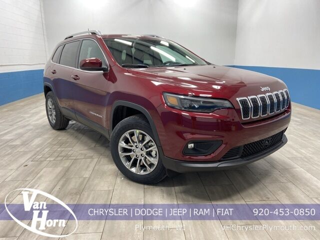 2021 Jeep Cherokee LATITUDE PLUS 4X4 Plymouth WI