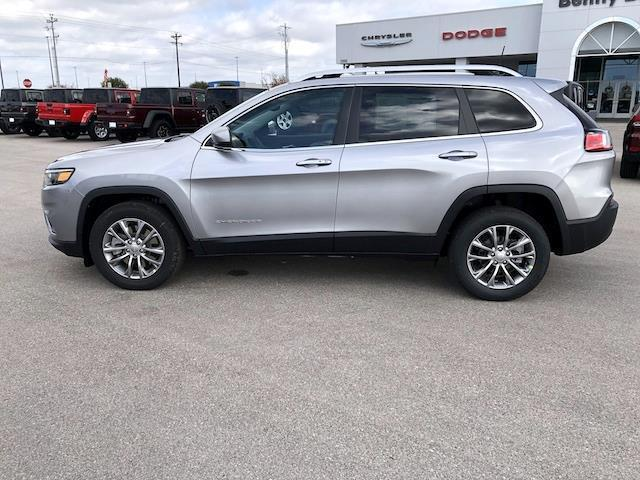 2021 Jeep Cherokee LATITUDE PLUS FWD Lockhart TX