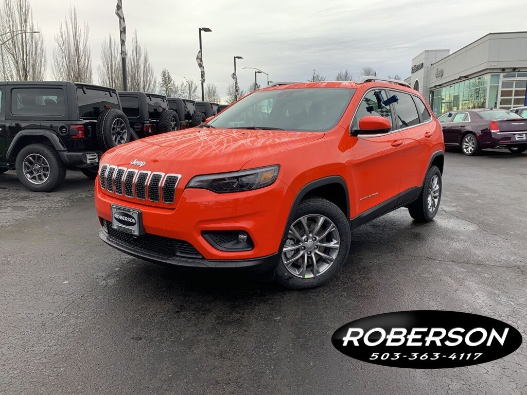 2021 Jeep Cherokee LATITUDE PLUS FWD Salem OR