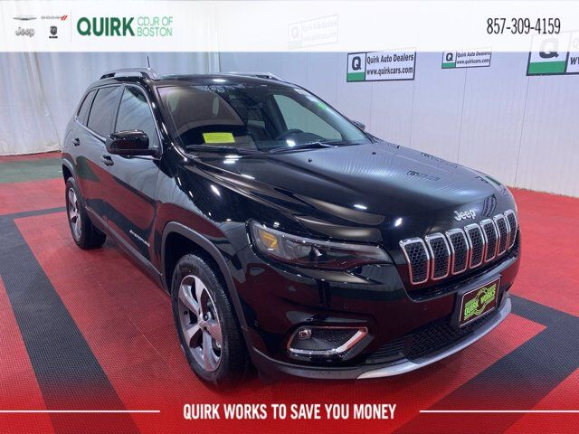 2021 Jeep Cherokee LIMITED 4X4 Boston MA