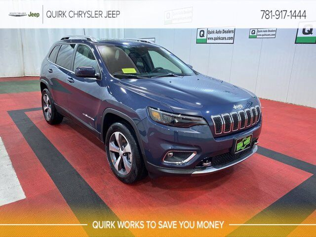 2021 Jeep Cherokee LIMITED 4X4 Braintree MA