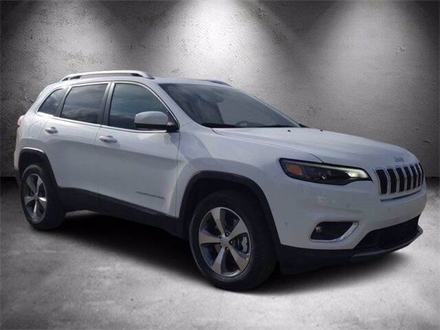2021 Jeep Cherokee LIMITED 4X4 Lake Wales FL