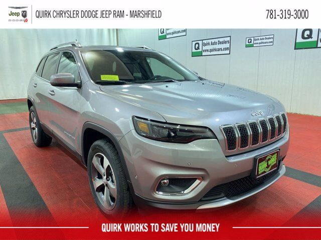2021 Jeep Cherokee Limited 4x4 Marshfield MA
