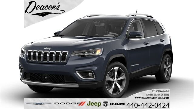 2021 Jeep Cherokee LIMITED 4X4 Mayfield Village OH