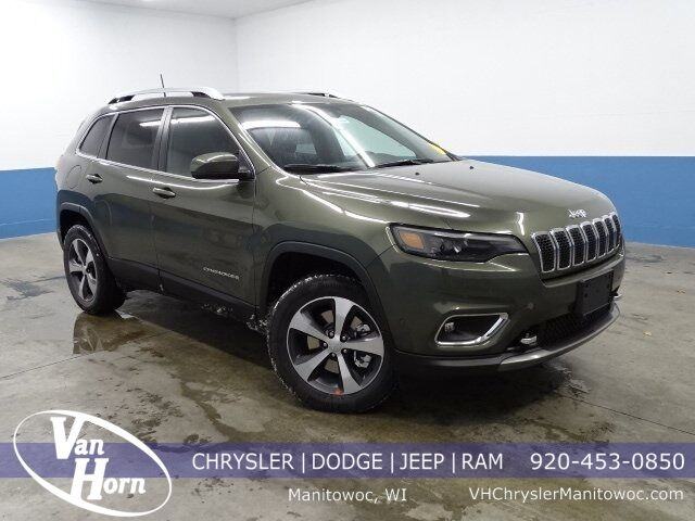 2021 Jeep Cherokee LIMITED 4X4 Manitowoc WI