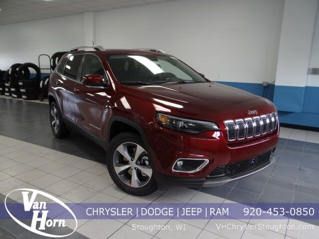 2021 Jeep Cherokee LIMITED 4X4 Stoughton WI