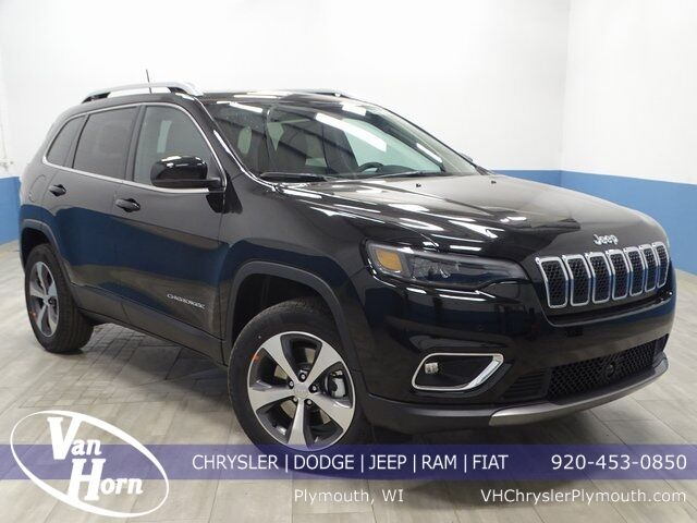 2021 Jeep Cherokee LIMITED 4X4 Plymouth WI