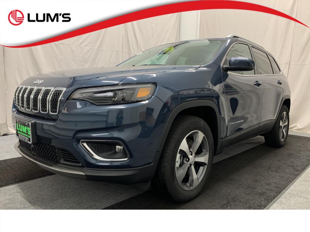 2021 Jeep Cherokee LIMITED 4X4 Warrenton OR