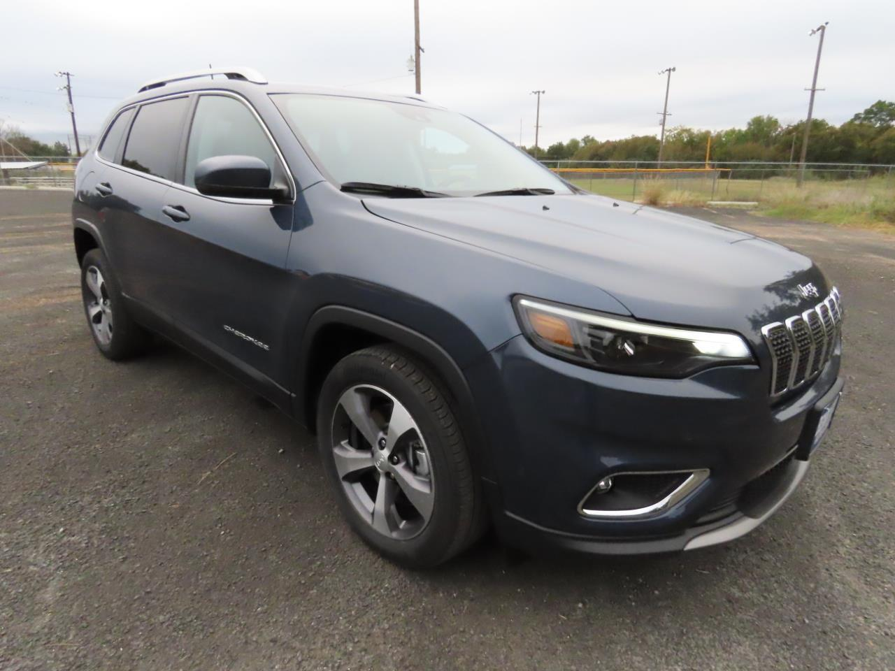 2021 Jeep Cherokee LIMITED FWD Lampasas TX