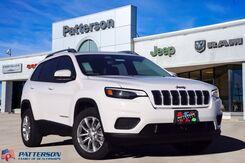 2021_Jeep_Cherokee_Latitude_ Wichita Falls TX