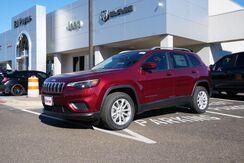 2021_Jeep_Cherokee_Latitude_  TX