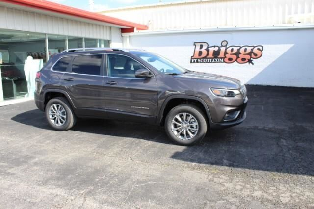 2021 Jeep Cherokee Latitude Lux 4x4 Fort Scott KS