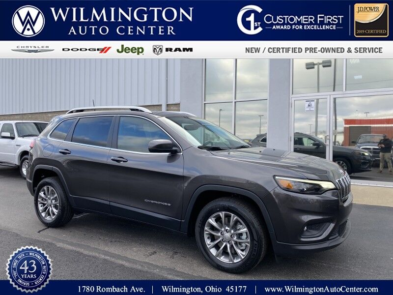 2021 Jeep Cherokee Latitude Lux Wilmington OH