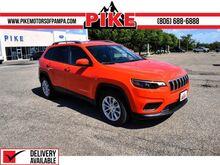 2021_Jeep_Cherokee_Latitude_ Pampa TX