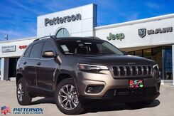 2021_Jeep_Cherokee_Latitude Plus_ Wichita Falls TX
