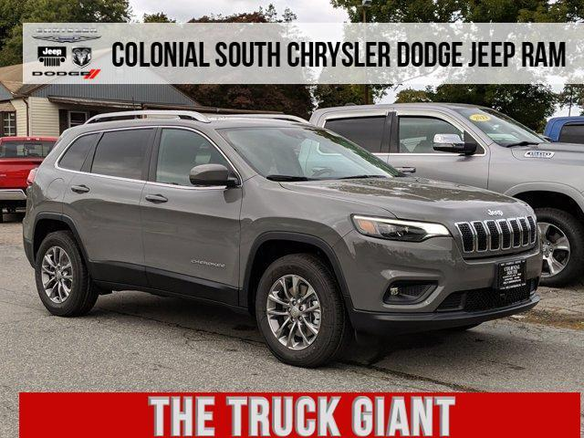 2021 Jeep Cherokee Latitude Plus 4x4 Dartmouth MA