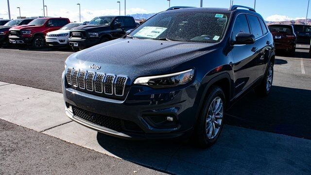 2021 Jeep Cherokee Latitude Plus Las Vegas NV