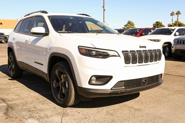2021 Jeep Cherokee Latitude Plus