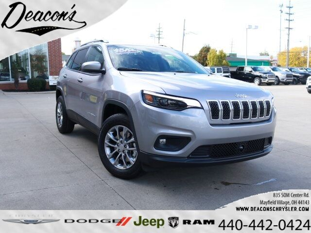 2021 Jeep Cherokee Latitude Plus Mayfield Village OH