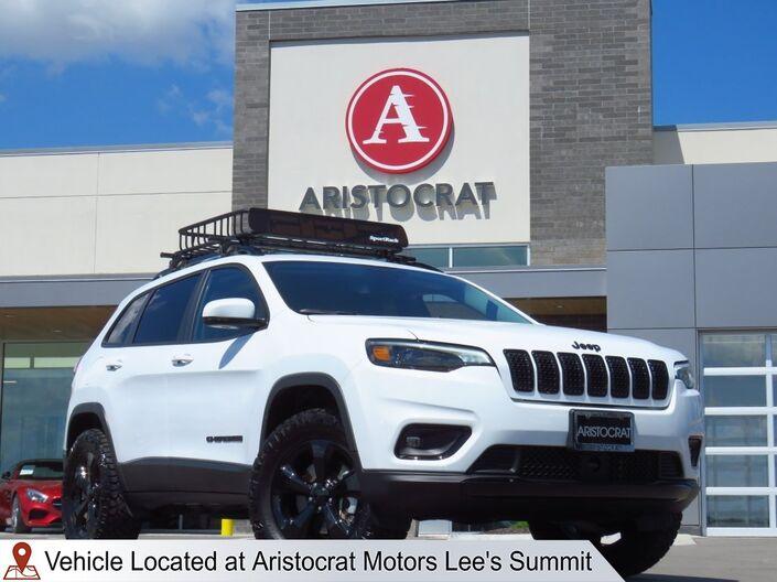 2021 Jeep Cherokee Latitude Plus Merriam KS