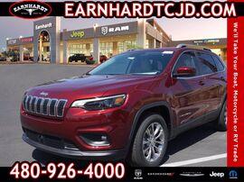 2021_Jeep_Cherokee_Latitude Plus_ Phoenix AZ