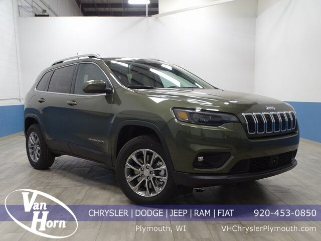 2021 Jeep Cherokee Latitude Plus Plymouth WI