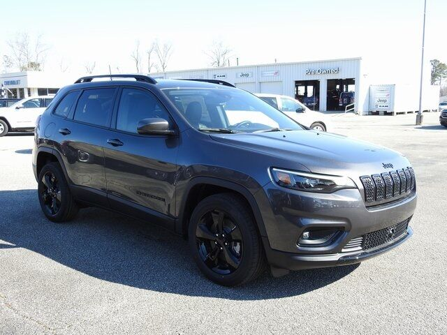 2021 Jeep Cherokee Latitude Plus Raleigh NC