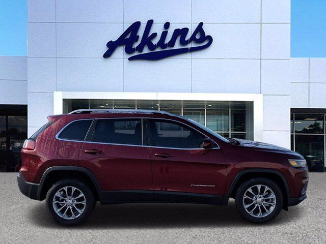 2021 Jeep Cherokee Latitude Plus Winder GA