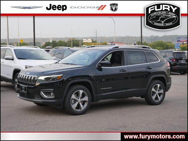 2021 Jeep Cherokee Limited 4x4 Stillwater MN