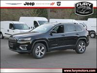 Jeep Cherokee Limited 4x4 2021