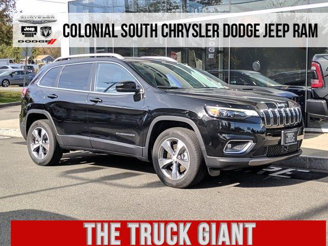 2021 Jeep Cherokee Limited 4x4 Dartmouth MA