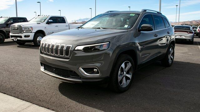 2021 Jeep Cherokee Limited Las Vegas NV