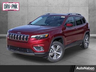 2021_Jeep_Cherokee_Limited_ Littleton CO