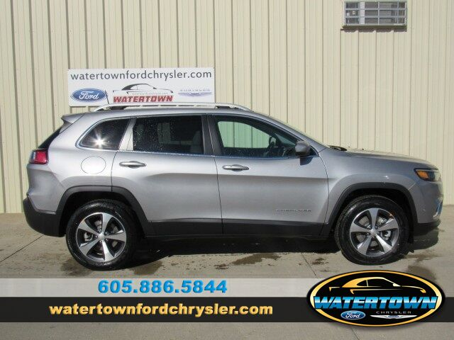 2021 Jeep Cherokee Limited Watertown SD