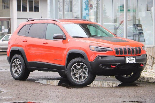 2021 Jeep Cherokee TRAILHAWK 4X4 Albany OR