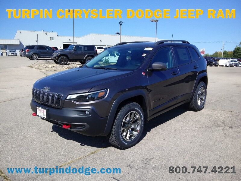 2021 Jeep Cherokee TRAILHAWK 4X4 Dubuque IA