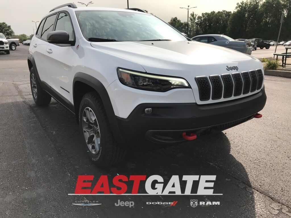 2021 Jeep Cherokee TRAILHAWK 4X4 Indianapolis IN