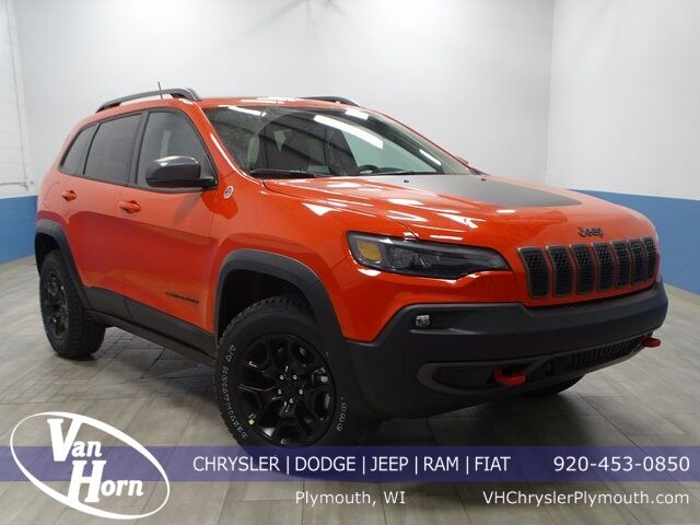 2021 Jeep Cherokee TRAILHAWK 4X4 Plymouth WI
