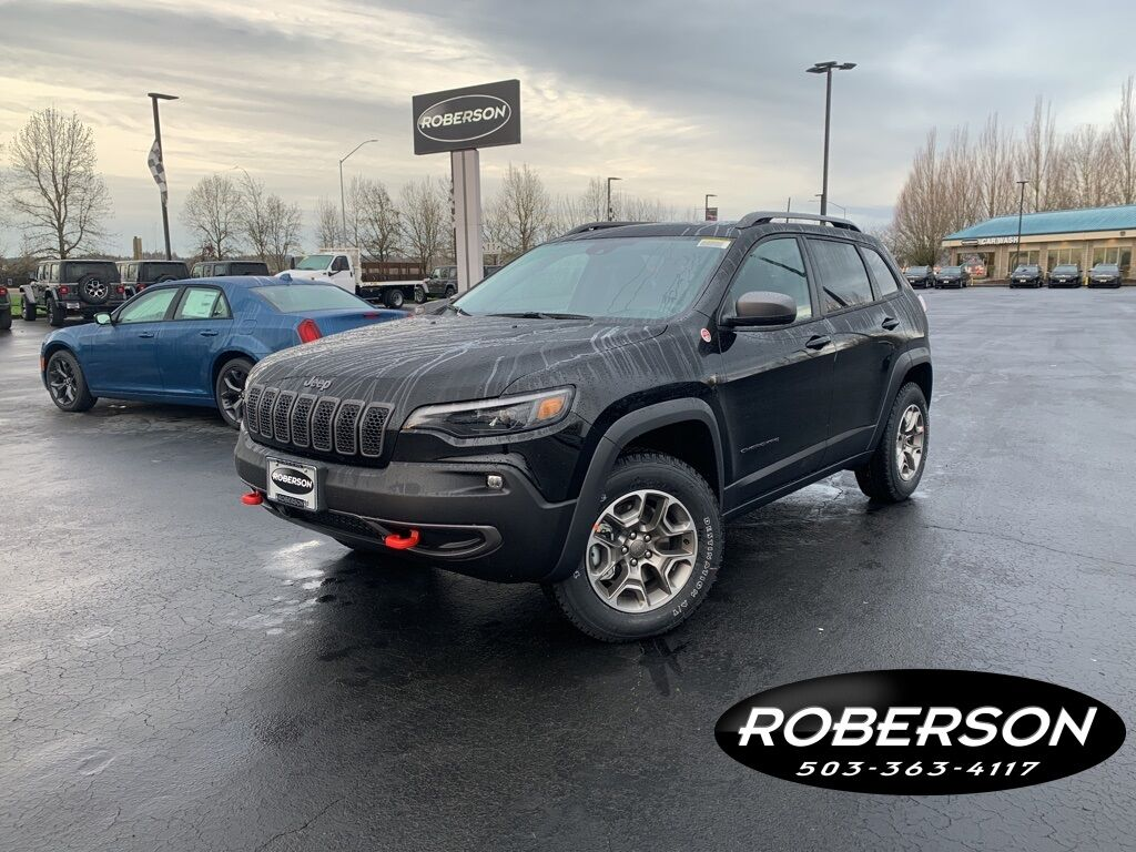 2021 Jeep Cherokee TRAILHAWK 4X4 Salem OR