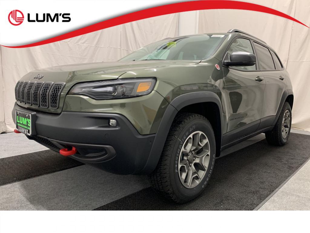 2021 Jeep Cherokee TRAILHAWK 4X4 Warrenton OR