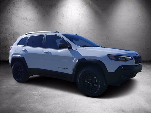 2021 Jeep Cherokee TRAILHAWK 4X4 Lake Wales FL