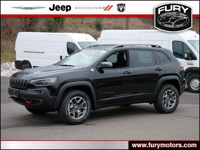 2021 Jeep Cherokee Trailhawk 4x4 St. Paul MN