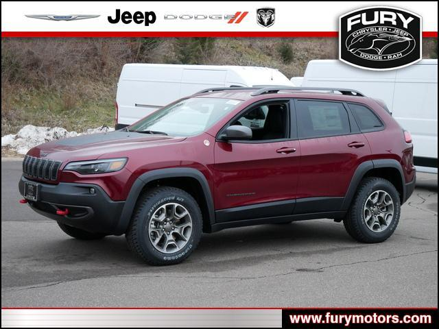 2021 Jeep Cherokee Trailhawk 4x4 St. Paul MN